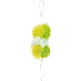 マーナ 背中も洗えるシャボンボール(グリーン) B873G