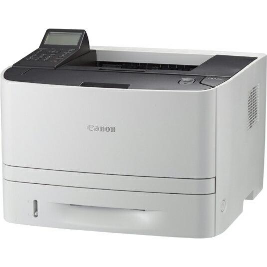 CANON Satera(サテラ) LBP251 モノクロレーザープリンター メモリ512MB A4対応