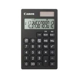 CANON KS-12T-BK(黒) ビジネス電卓 12桁
