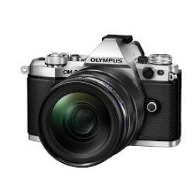 オリンパス OM-D E-M5 MarkII 12-40mm F2.8 レンズキット(シルバー)