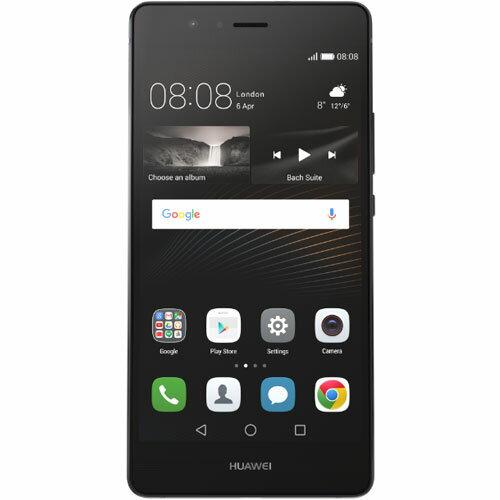 HUAWEI VNS-L22-BLACK(ブラック) HUAWEI P9 lite SIMフリー LTE対応 16GB