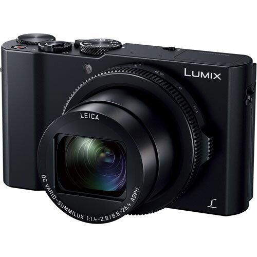 【長期保証付】パナソニック LUMIX DMC-LX9-K