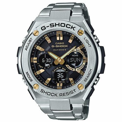 CASIO GST-W110D-1A9JF G-SHOCK(ジーショック) G-STEEL ソーラー メンズ