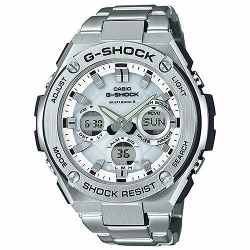CASIO GST-W110D-7AJF G-SHOCK(ジーショック) G-STEEL ソーラー メンズ