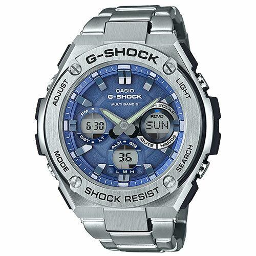 CASIO GST-W110D-2AJF G-SHOCK(ジーショック) G-STEEL ソーラー メンズ
