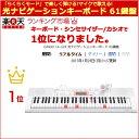 CASIO(カシオ) 光ナビゲーションキーボード 61鍵盤 LK-123