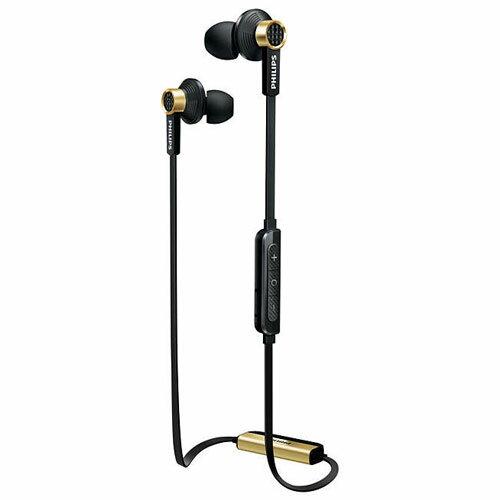 フィリップス(PHILIPS) ワイヤレスBluetoothヘッドフォン TX2BTBK(ブラック)