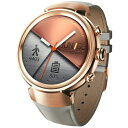 ASUS WI503Q-LRG04(ローズゴールド/グレーベージュ) ZenWatch 3 腕時計タイプ