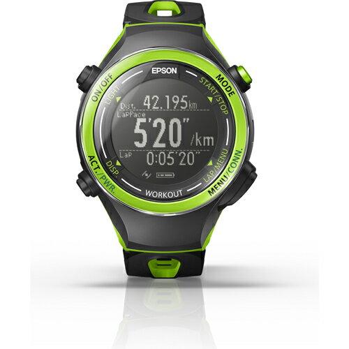 エプソン SF-720G(グリーン) Wristable GPS ランニングギア