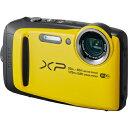 FUJIFILM フジフイルム FinePix XP120(イエロー)◆コンパクトデジタルカメラ/コンデジ/デジカメ/防水/シネマグラフ/耐寒/防塵/SDカード...