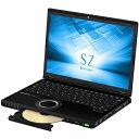 パナソニック CF-SZ6JFMQR(ブラック) Let's note SZ6シリーズ 12.1型液晶 SIMフリー