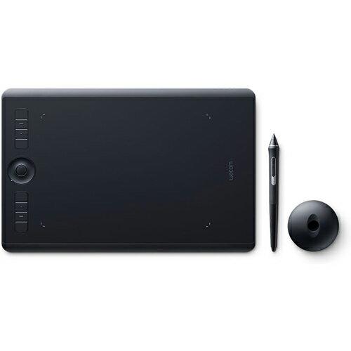 ワコム Intuos Pro ワイヤレス ペンタブレット Medium PTH-660/K0(ブラック)