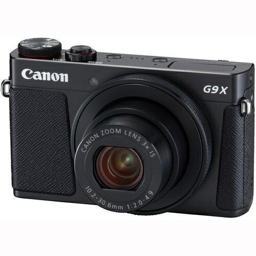 CANON(キヤノン) PowerShot G9 X Mark II(ブラック)