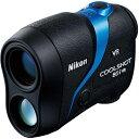 ニコン Nikon COOLSHOT 80i VR 携帯型レーザー距離計 LCS80IVR ゴルフ用/8秒間連続測定/安全/赤外線レーザー/雨天防水/防曇