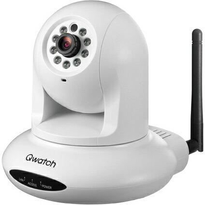 IODATA TS-WPTCAM2 Qwatch(クウォッチ) 無線LAN対応有線/無線LAN対応ネットワークカメラ