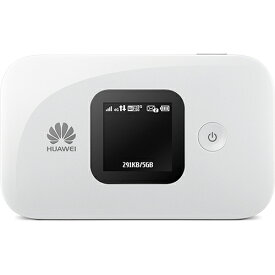 HUAWEI HUAWEI Mobile WiFi SIMフリーモバイルルーター 無線LANルーター E5577S-324