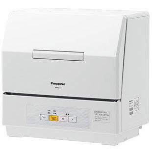 【設置】パナソニック NP-TCM4-W(ホワイト) プチ食洗 食器洗い乾燥機 3人分