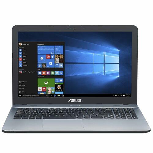 エイスース ASUS ノートパソコン VivoBookシリーズ 15.6型 シルバーグラディエント A541SA-XX468T Windows10/DVDドライブ/2kg