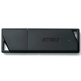 バッファロー RUF3-K32GB-BK(ブラック) RUF3-KBシリーズ USB3.1(Gen1) /3.0/2.0メモリ 32GB