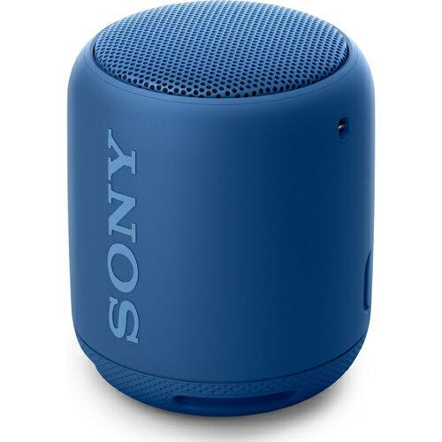 ソニー(SONY) ワイヤレスポータブルスピーカー Bluetooth接続 SRS-XB10-L(ブルー)