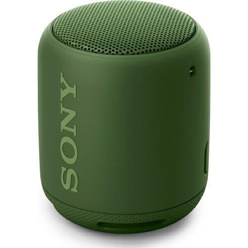 ソニー SRS-XB10-G(グリーン) ワイヤレスポータブルスピーカー Bluetooth接続
