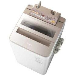 【長期保証付】パナソニック NA-FA70H5-P(ピンク) 全自動洗濯機 上開き 洗濯7kg/乾燥2kg