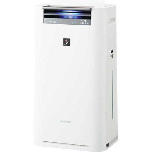 シャープ KI-HS50-W(ホワイト) 加湿空気清浄機 空気清浄23畳/加湿15畳