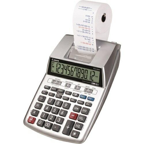 CANON P23-DHV-3 Pシリーズ 加算式プリンタータイプ電卓 12桁