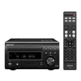 DENON RCD-M41-K(ブラック) CDレシーバーシステム Mシリーズ