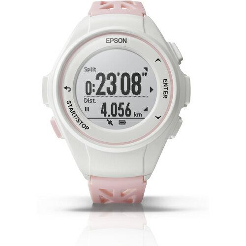 エプソン Q-10P(ピンク) Wristable GPS 腕時計タイプ