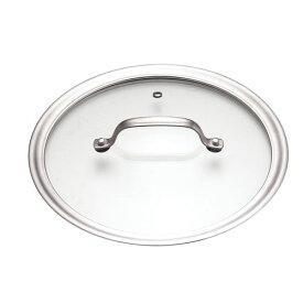 TKGコーポレーション TKG IHセレクト 2層クラッド鍋用 ガラス蓋 30cm
