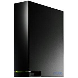 IODATA HDL-AA6(ブラック) デュアルコアCPU搭載 ネットワーク接続ハードディスク(NAS) 6TB