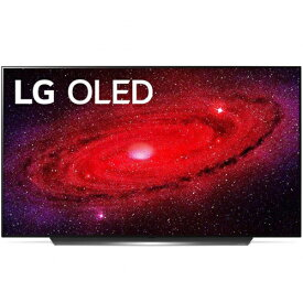 LGエレクトロニクス OLED55CXPJA 4K有機ELテレビ 4Kチューナー内蔵 55V型