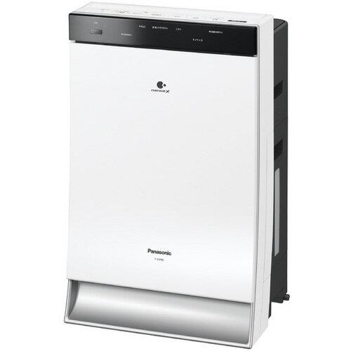 【長期保証付】パナソニック F-VXP90-W(ホワイト) 加湿空気清浄機 空気清浄40畳/加湿24畳