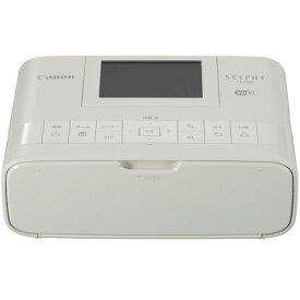 CANON SELPHY(セルフィー) コンパクトフォトプリンター CP1300(ホワイト)