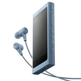 ソニー NW-A45HN-L(ムーンリットブルー) ソニー ウォークマンAシリーズ 16GB
