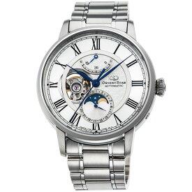 オリエント RK-AM0005S Orient Star メカニカルムーンフェイズ 機械式時計 (メンズ)