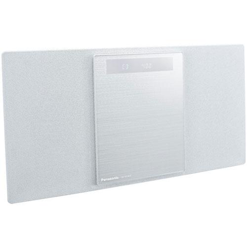 パナソニック SC-HC400-W(ホワイト) コンパクトステレオシステム
