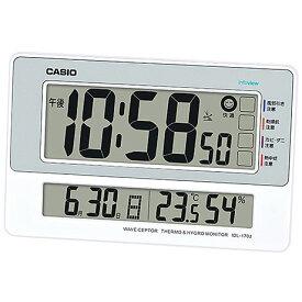 f06d989164 CASIO IDL-170J-8JF 掛置兼用タイプ電波時計 IDL170J8JFポータブル 熱中症