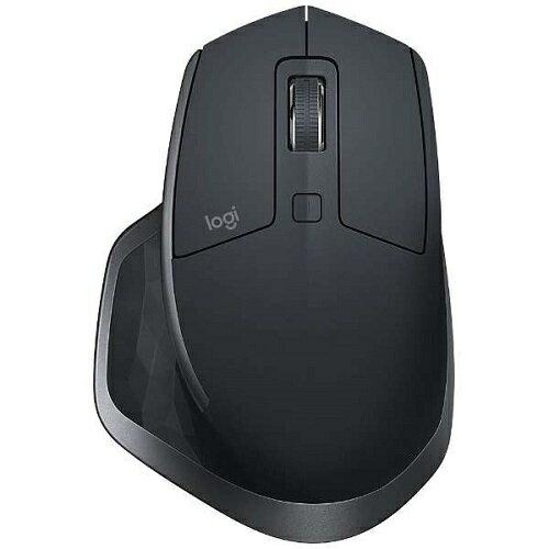 ロジクール MX2100sGR(グラファイト コントラスト) Bluetooth 不可視レーザーマウス 7ボタン