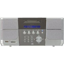 コイズミ SDD-4340-S(シルバー) ステレオCDシステム