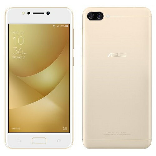 ASUS ZC520KL-GD32S3(サンライトゴールド) ZenFone 4 Max SIMフリー LTE対応 32GB