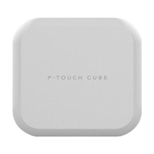 ブラザー PT-P710BT ラベルライター ピータッチ キューブ PC/スマホ対応 24mm幅対応