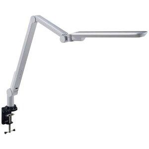 パナソニック SQ-LC526-W(ライトシルバーメタリック仕上) LEDスタンドライト クランプ式