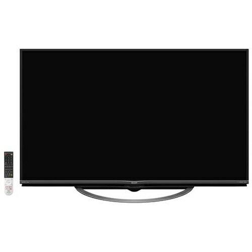 【長期保証付】シャープ 4T-C55AJ1 AQUOS AU1 4K液晶テレビ 55V型 HDR対応
