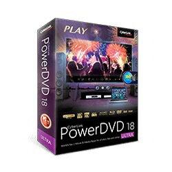 CyberLink PowerDVD 18 Ultra 通常版