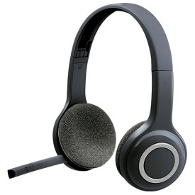 ロジクール H600R(ブラック) ワイヤレスヘッドセット