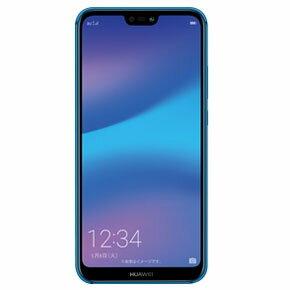 HUAWEI HUAWEI P20 lite(クラインブルー) 4GB/32GB SIMフリー P20LITE/BLUE