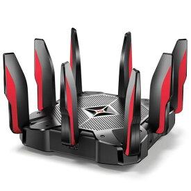TP-Link ティーピーリンク Archer C5400X AC5400 MU-MIMO トライバンド ゲーミング 無線LANルーター ARCHERC5400X e-sports(eスポーツ) ゲーミング(gaming)