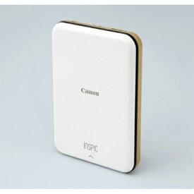 CANON iNSPiC(インスピック) PV-123-GD(ゴールド) スマホ専用ミニフォトプリンター